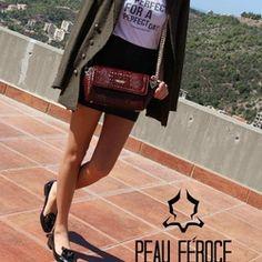 Peau Féroce - LOOKBOOKS PEAU FEROCE www.peauferoce.com/women-s-new-collection