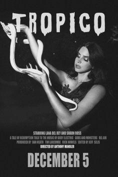 Tropico - Lana Del Rey version on Adam & Eve story