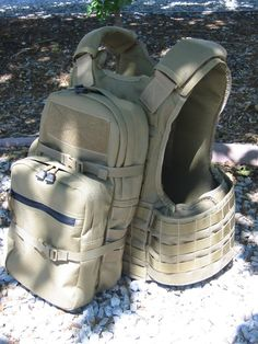 Armor Rider Pack™ (Molle Compatible) - 762tactical.com