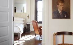 Sleeping With The Dean: A New Boutique Hotel In Providence, Rhode Island by ASH NYC