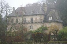 Chateau d'Alboy - Saint Julien aux Bois, Correze Château dAlboy