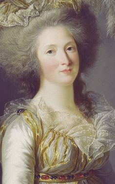 Madame Elisabeth de France, soeur de Louis XVI