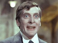 Carry On Screaming! Kenneth Williams as Doctor Orlando Watt Funny Movies, Comedy Movies, Film Movie, British Comedy, British Actors, Sidney James, Kenneth Williams, My Favorite Year, British Seaside