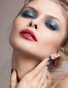 The New Colour Rules - Harrods Magazine July 2013