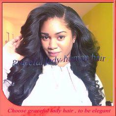 Lace front wigs 150 density unprocessed 100 real brazilian virgin