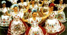 Folk art dresses of region Kalocsa, county Bács-Kiskun, Hungary - folk dance Hungarian Dance, Cultural Dance, Folk Dance, Character Costumes, Lace Making, Folk Costume, My Heritage, Costumes For Women, Dance Costumes