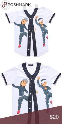 4de846c76c5 Summer Jersey Boondocks NWT NWT Summer Jersey Boondocks Bao Long and Miss  GO Shirts