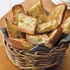 Garlic Bread Recipe   MyRecipes.com