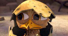 Premier long-métrage d'animation 3D des studios TeamTO.