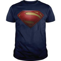 Superman Man of Steel T Shirts, Hoodies, Sweatshirts. CHECK PRICE ==► https://www.sunfrog.com/Movies/Superman-Man-of-Steel-.html?41382