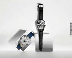 骷髅头手表(Fiona Kruger设计)