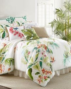 Exclusively Ours - 5 Piece Hummingbird Comforter Collection