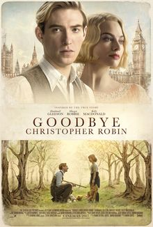 Goodbye Christopher Robin is a 2017 British biographical drama film about the lives of Winnie-the-Pooh creator A. Milne and his family, especially his son Christopher Robin Movies Showing, Movies And Tv Shows, Goodbye Christopher Robin, Films Cinema, Bon Film, Image Film, Good Movies To Watch, Movies Worth Watching, English Movies