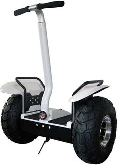 White Segway X2 Style Robo Z1-d off road personal electric transporter scooter
