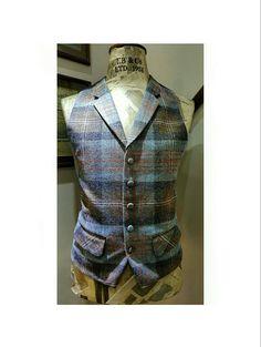 Vintage Tweed style.  #tweed #vintage