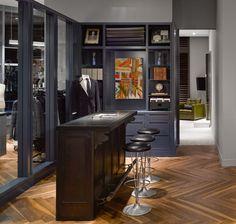 Holt Renfrew 100 Bloor Mens Store | Janson Goldstein