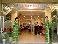 Hue DMZ Hotel Vietnam, Asia The 2-star DMZ Hotel offers comfort and convenience whether you're on business or holiday in Hue. The hotel has everything you need for a comfortable stay. Service-minded staff will welcome and guide you at the DMZ Hotel. Television LCD/plasma screen, internet access – wireless, internet access – wireless (complimentary), non smoking rooms, air conditioning can be found in selected guestrooms. To enhance guests' stay, the hotel offers recreational f...