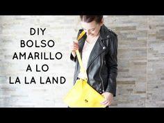 Bolso amarillo a lo La La Land, un bolso amarillo inspirado en la película