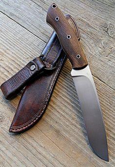 Wanna Know Why I Use a Knife