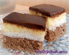 Kokos Kolac Kolachi Recipe, Bosnian Recipes, Kolaci I Torte, Tiramisu, Cheesecake, Deserts, Cooking Recipes, Sweets, Diet