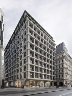 Gallery of Adjaye Associates Designs Mixed-Use Building Near London's Trafalgar Square - 5