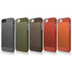 ea84d93d821 elago S5 Outfit MATRIX Aluminum and Polycarbonate Dual Case for the iPhone 5  + HD Professional