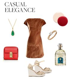 Summer 2017 by enciel11 on Polyvore featuring Mode, Karl Lagerfeld, Tommy Hilfiger, Chloé, Guerlain, Christian Dior, Oribe and Tiffany & Co.