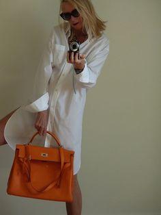 Chemise Hermès pour Cab 63 ans. Mode Femme 50 Ans, Sacs Hermès, Maroquinerie 6fe0a9470cb
