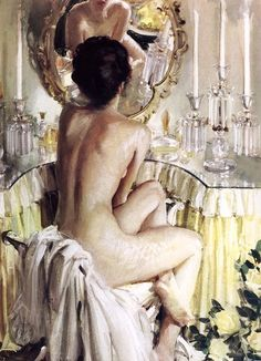 Artist: John Gannam.... I love classy nude pictures and art!!!