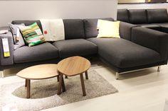 IKEA | Verslunin Nockeby B:277cm, D:97/175cm, H:66cm