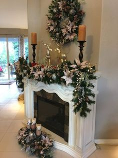 Set of 3 pc Christmas Decor Stunning Icy Pink Decor FREE | Etsy