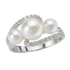 What I want one day for Mother's day. A pearl for each of my children!