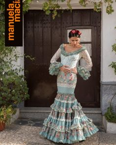 Colección 2018   Manuela Macías Moda Flamenca