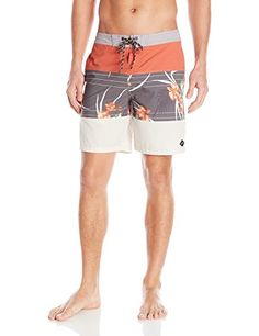 Rip Curl Men's Tailgate Shorts Rust 31 <3 This is an Amazon Associate's Pin. Details on product can be viewed on Amazon website by clicking the image.