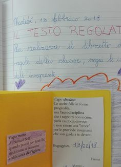 Testo regolativo - Classe Terza- Italiano- Febbraio - Maestra Anita Bullet Journal, Education, 3, Flora, Alphabet, Plants, Onderwijs, Learning