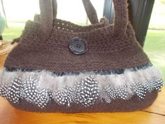 Hey, I found this really awesome Etsy listing at http://www.etsy.com/listing/160041888/wool-felted-handmade-purse-with-real
