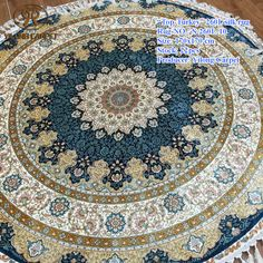 Turkish design silk rug from Yilong Carpet factory.  www.yilongcarpet.com  alice@yilongcarpet.com  WhatsApp: 0086 156 3892 7921#art #woolsilkrugs #thinsilkrugs #chinesesilkrugs #kashansilkrugs #silkcarpetsandrugs #kashmirsilkrugs #handmadekashmirsilkrugscarpets #persianrugs #persianisfahanrugsforsale #whitepersianrug #roundcarpet #roundrug