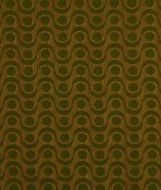 Robert Allen Contract Dots N Ribbons Edamame Fabric