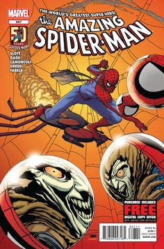The Amazing Spider-Man #697 - Danger Zone, Part Three: War of the Goblins