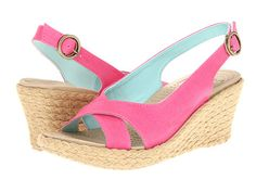 Crocs? Really?  // Crocs A-Leigh Linen Wedge Black/Chai - Zappos.com Free Shipping BOTH Ways