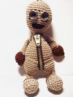 9 Doll...Tim Burton Movie