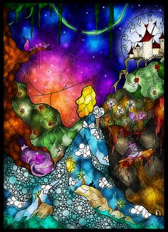 Alice's Wonderland Mandie Manzano