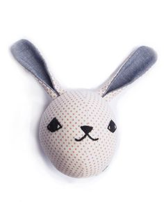 The Under-18 Gift Guide   The Polka Dot Club Bunny Rattle Ball
