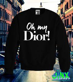 $199.00 Playera o Camiseta Oh My Dior - Comprar en Jinx