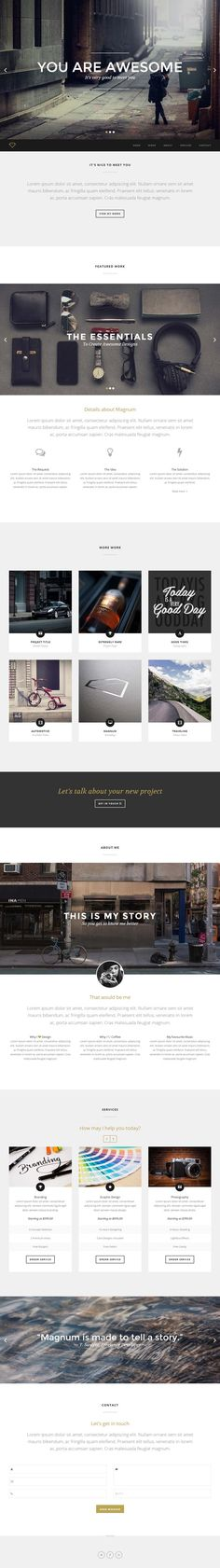 Magnum - Creative Portfolio Template, http://themeforest.net/item/magnum-creative-portfolio-template/6458953?ref=graphicdesignjunction&ref=graphicdesignjunction&clickthrough_id=196032247&redirect_back=true