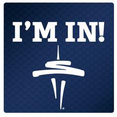 ❤ⓛⓞⓥⓔ❤ Seahawks Football, Seattle Seahawks, Sport Themed Crafts, Superbowl Champs, Lob, Cricut Ideas, Sports, Hs Sports, The Lob