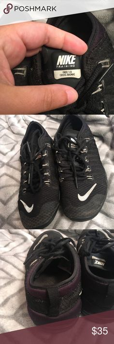 4a9059b82facd Black Nike CrossFit style training shoe Lightly used for CrossFit training,  no damage. Very