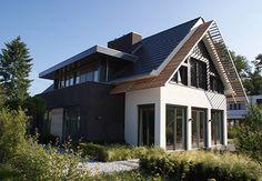 Modern landhuis architectuur
