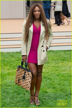 Cheek Out The Serena Williams Fashion Style