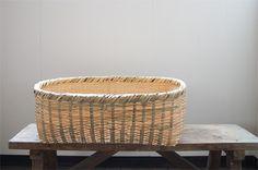 bamboo basket  love it